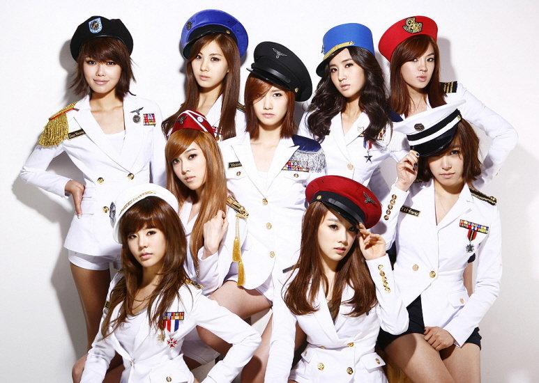 Genie (Ver. Japonesa MV) – Girl's Generation